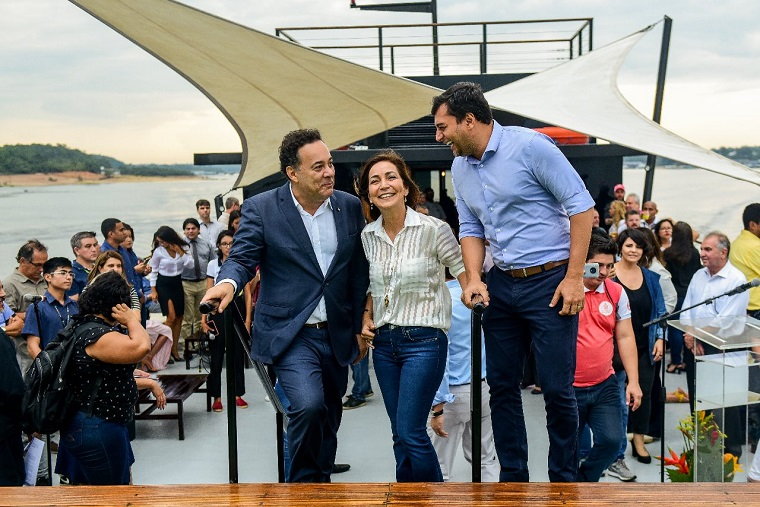 Ministério do Turismo inclui Barco-Hotéis no Cadastur