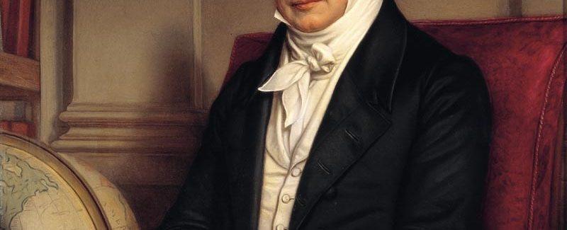 250 Anos do Nascimento de Alexander von Humboldt, o géografo alemão visionário