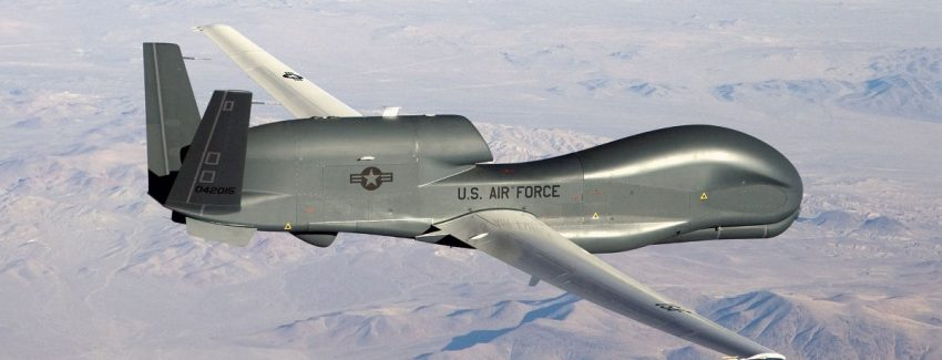 Mercado de drones militares fatura US$ 10 bilhões