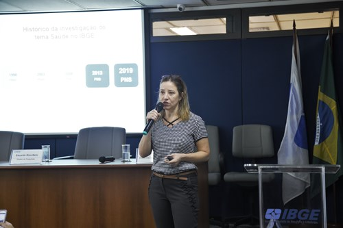 IBGE dá início à Pesquisa Nacional de Saúde (PNS) 2019
