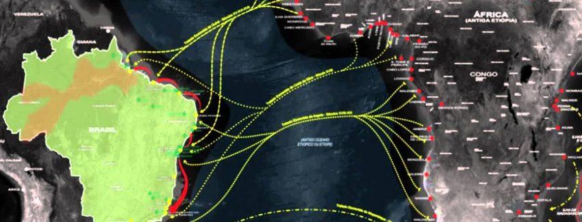 UnB realizará evento sobre Geopolítica e Cartografia afro-brasileira