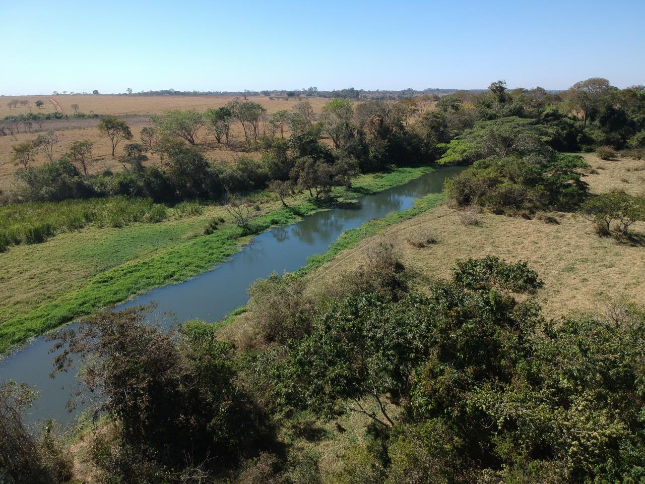 Rio Meia Ponte atinge nível crítico 2