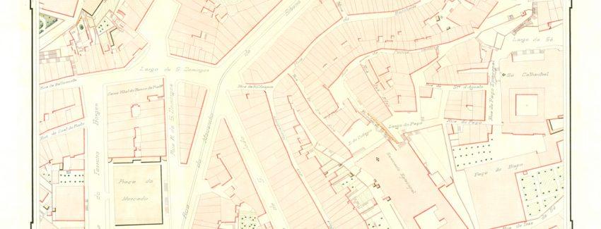 Novo serviço cartográfico online vai permitir conhecer história da cidade do Porto