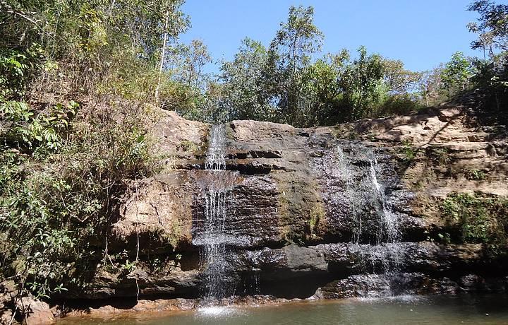 Como é o Parque Estadual da Serra de Caldas Novas