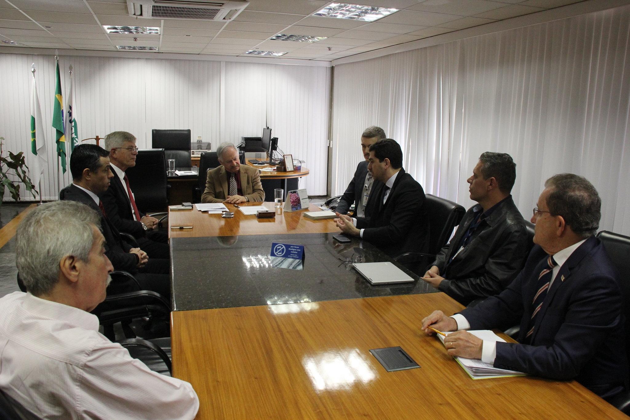 Embrapa e Ministério da Defesa firmam contrato de monitoramento ambiental e territorial