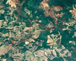 Novos mapas do IBGE mostram área atingida pela lama em Brumadinho