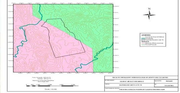 Você sabe o que é um Mapa Geológico?