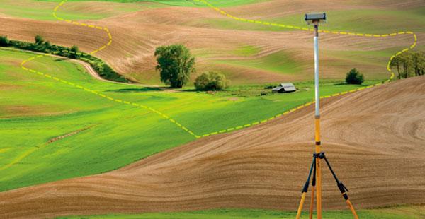 Georreferenciamento é obrigatório para usucapião de imóvel rural